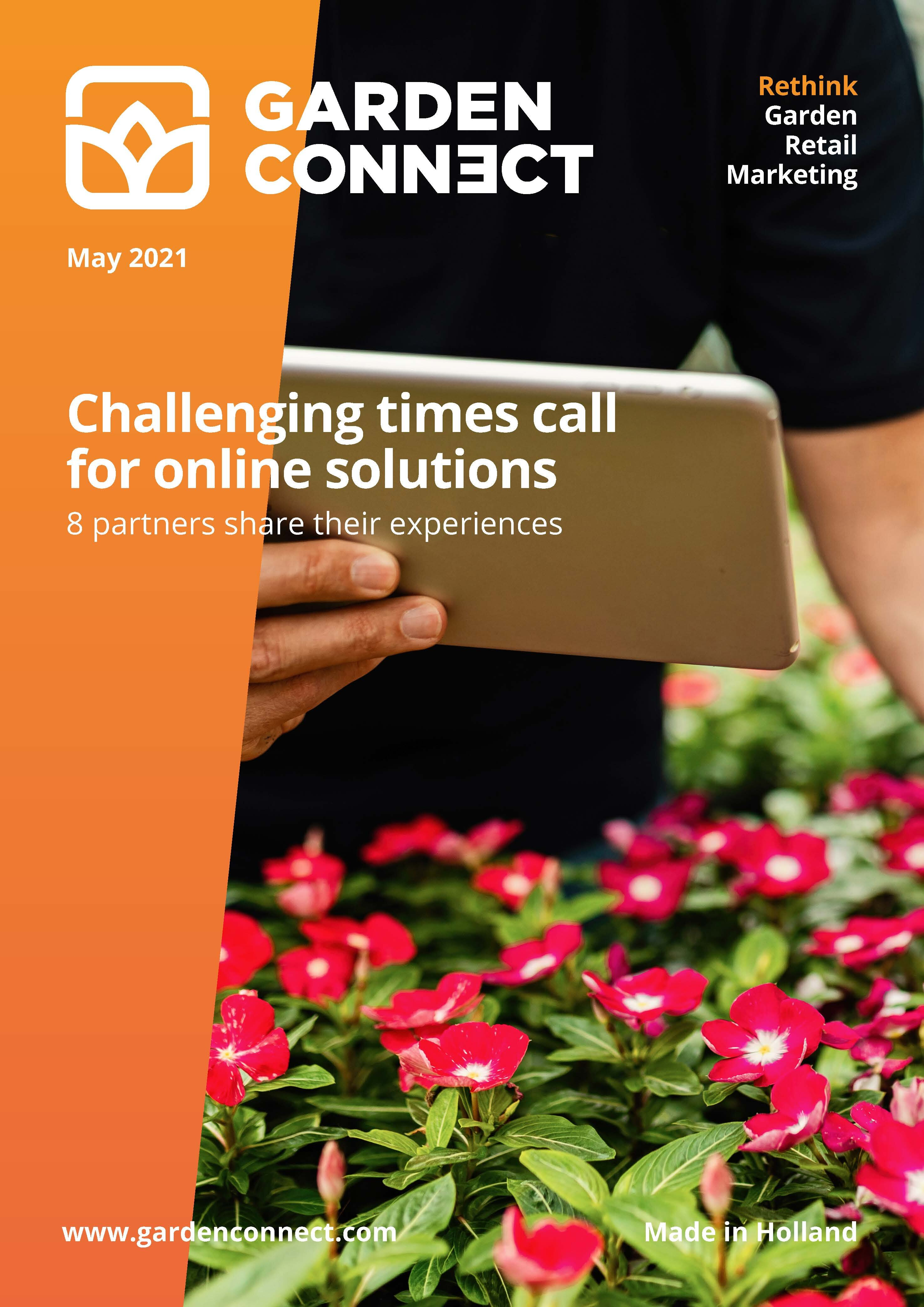 Challenging times call for online solutions