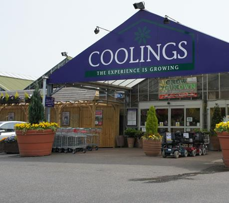 Coolings Green & Pleasant introduce online ticketing