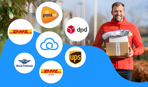 Improve your shipping process with Sendcloud