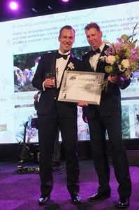 Garden Connect Wins Retail Award for Innovation